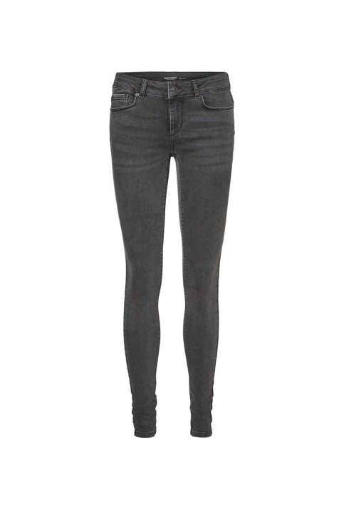 VERO MODA® Jeans skinny noir VMLUX RE FIX LW SKIN_BA038BLACK img2