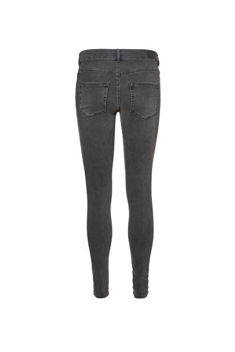 VERO MODA® Jeans skinny noir VMLUX RE FIX LW SKIN_BA038BLACK img3