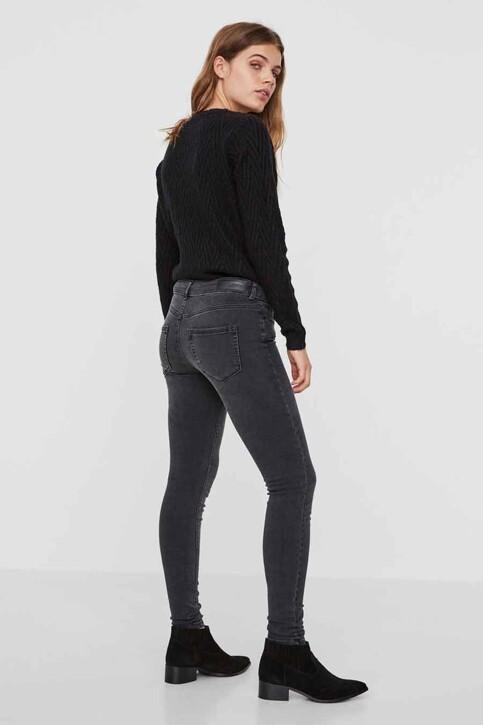 VERO MODA® Jeans skinny noir VMLUX RE FIX LW SKIN_BA038BLACK img4