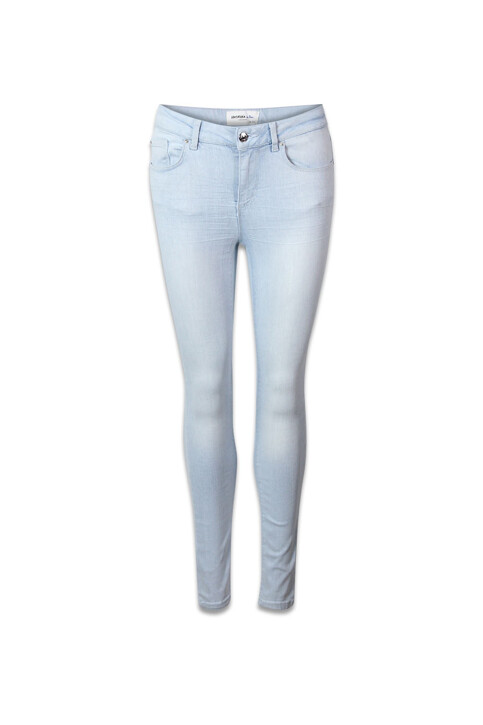 VERO MODA® Jeans skinny denim VMSUPER FIX NEW SKIN_LIGHT BLUE DENI img1