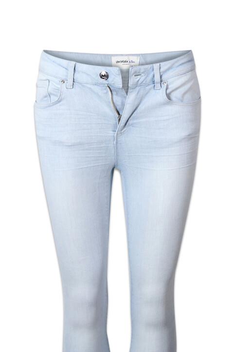 VERO MODA® Jeans skinny denim VMSUPER FIX NEW SKIN_LIGHT BLUE DENI img6