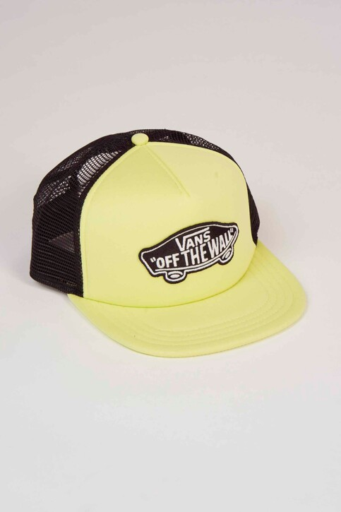 "VANS ""OFF THE WALL"" Petten geel VN000H2VTCY1_SUNNY LIME img1"
