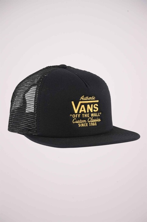 "VANS ""OFF THE WALL"" Casquettes noir VN0A31CDBLK1_BLACK img1"
