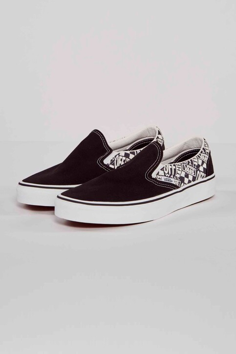 "VANS ""OFF THE WALL"" Sneakers zwart VN0A33TB3WI1_WI1 BLACK ASPHA img1"
