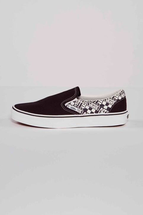 "VANS ""OFF THE WALL"" Sneakers zwart VN0A33TB3WI1_WI1 BLACK ASPHA img2"