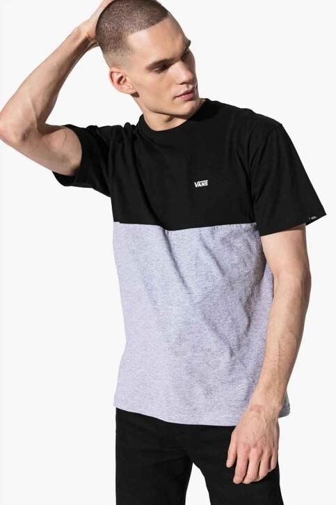 "VANS ""OFF THE WALL"" T-shirts (manches courtes) noir VN0A3CZDJGP1_JGP1 BLACK ATHL img1"