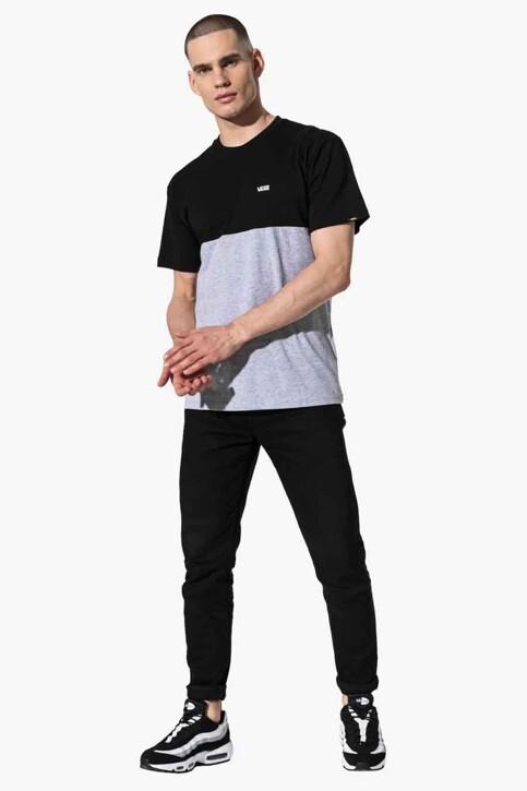 "VANS ""OFF THE WALL"" T-shirts (manches courtes) noir VN0A3CZDJGP1_JGP1 BLACK ATHL img2"