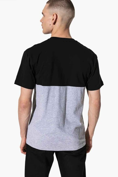 "VANS ""OFF THE WALL"" T-shirts (manches courtes) noir VN0A3CZDJGP1_JGP1 BLACK ATHL img3"