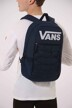 "VANS ""OFF THE WALL"" Schoudertassen blauw VN0A3HCB5S21_5S21 DRESS BLUE img4"