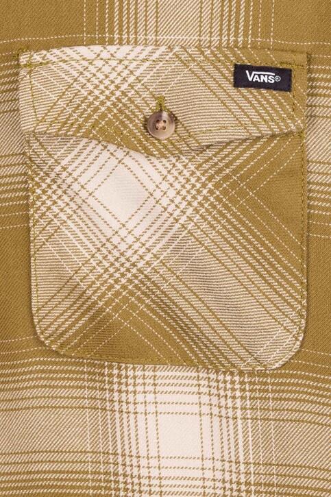 """VANS """"OFF THE WALL"""" Hemden (lange mouwen) beige VN0A3HL3Z9P1_Z9P1 NUTRIA OAT img3"""