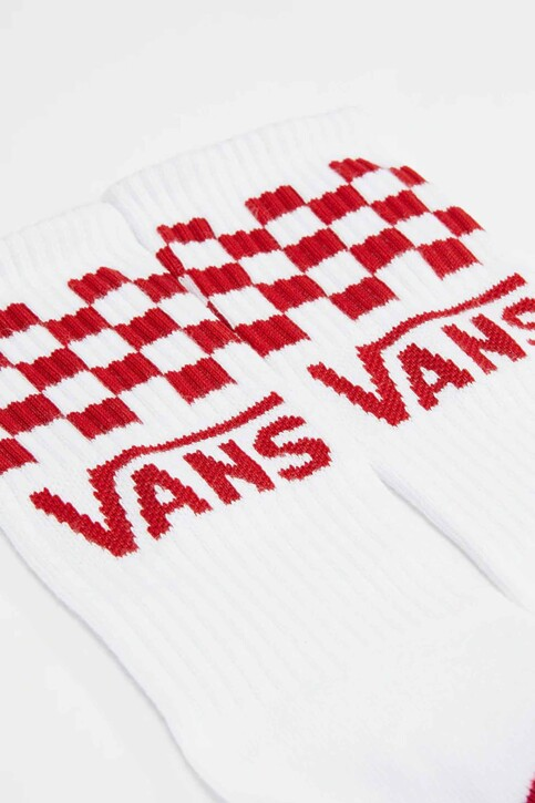 """VANS """"OFF THE WALL"""" Chaussettes rouge VN0A3I2414A1_CHILI PEPPER img2"""