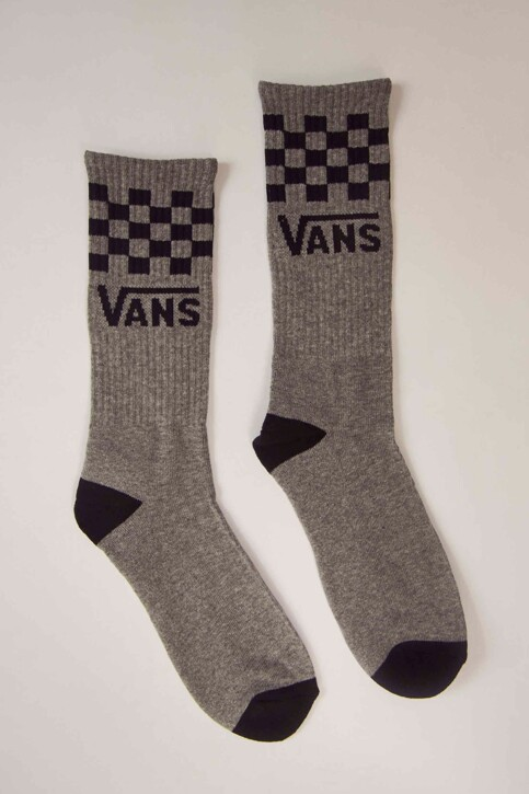 "VANS ""OFF THE WALL"" Chaussettes gris VN0A3I24HTG1_HEATHER GREY img1"