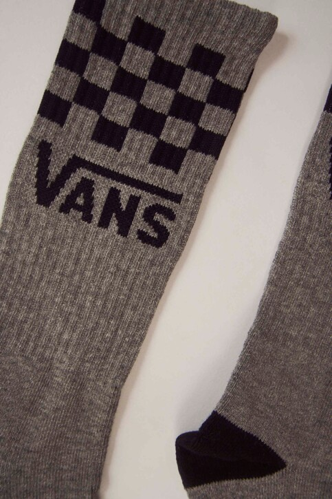 "VANS ""OFF THE WALL"" Chaussettes gris VN0A3I24HTG1_HEATHER GREY img2"