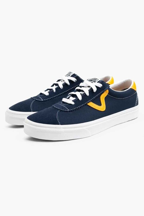 "VANS ""OFF THE WALL"" Sneakers blauw VN0A4BU64PL1_PL1 DRESS BLUES img1"