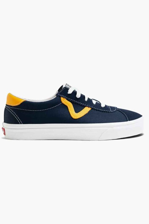 "VANS ""OFF THE WALL"" Sneakers blauw VN0A4BU64PL1_PL1 DRESS BLUES img3"