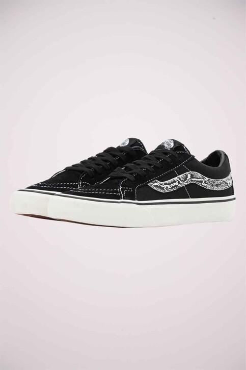 "VANS ""OFF THE WALL"" Sneakers zwart VN0A4UWI3GH1_3GH1 SNAKE BLAC img2"