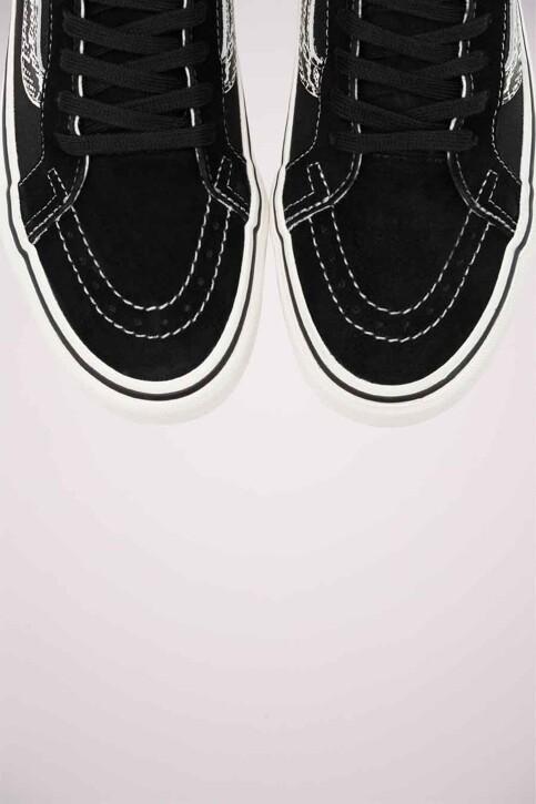 "VANS ""OFF THE WALL"" Sneakers zwart VN0A4UWI3GH1_3GH1 SNAKE BLAC img5"