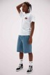 """VANS """"OFF THE WALL"""" T-shirts (manches courtes) blanc VN0A54CVWHT1_WHT1 WHITE img2"""