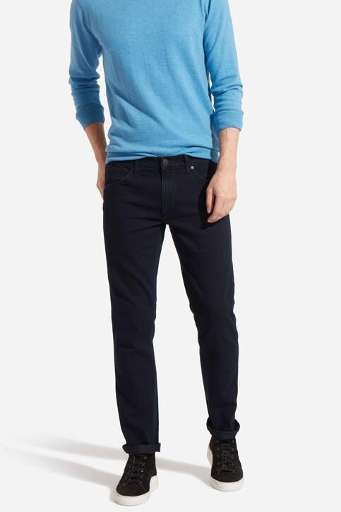 Wrangler® Jeans straight blauw W15QQC77D_BLUE BLACK img1