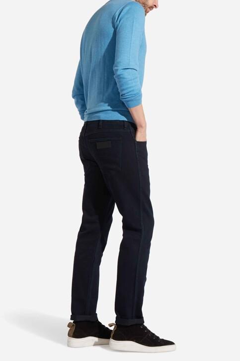 Wrangler® Jeans straight blauw W15QQC77D_BLUE BLACK img2