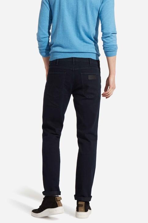 Wrangler® Jeans straight blauw W15QQC77D_BLUE BLACK img3