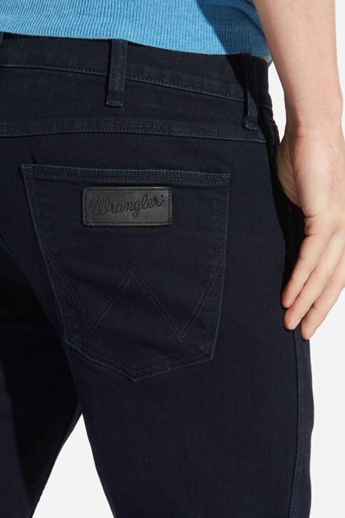 Wrangler® Jeans straight blauw W15QQC77D_BLUE BLACK img4
