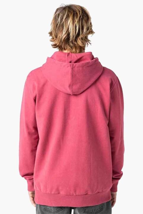 Billabong Sweaters met kap rood W1FL11BIP14650_4650 MALAGA img2