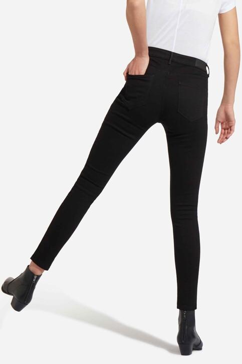 Wrangler® Jeans skinny zwart W27HLX023_RINSE img3