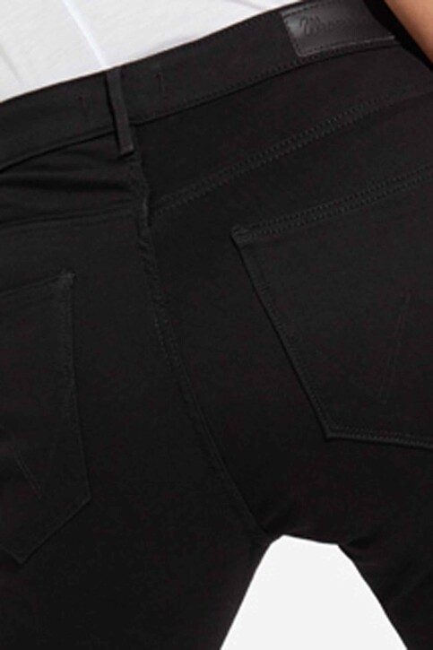 Wrangler® Jeans skinny zwart W27HLX023_RINSE img6