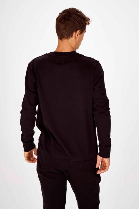 Wrangler® Sweats col O noir W6B6HY100_BLACK img3