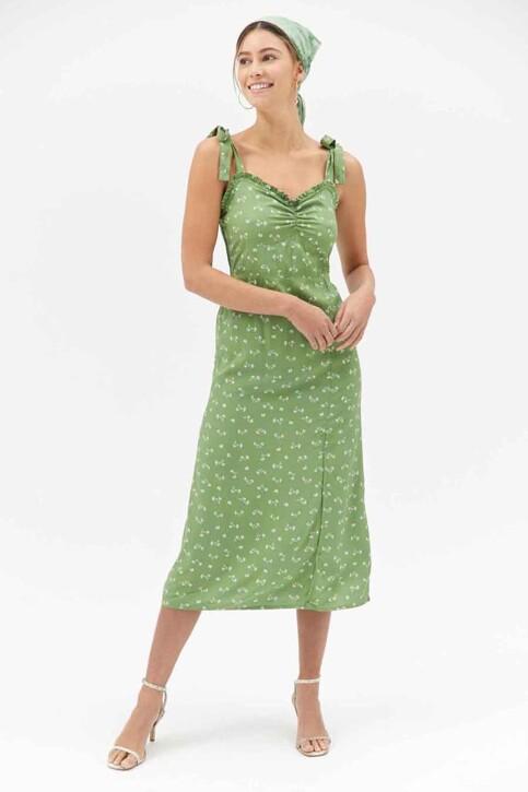 Billabong Jurken (lang) groen X3DR04BIS18727_8727 GRASS GREE img1
