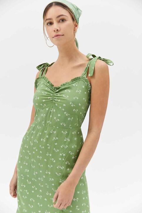 Billabong Jurken (lang) groen X3DR04BIS18727_8727 GRASS GREE img3