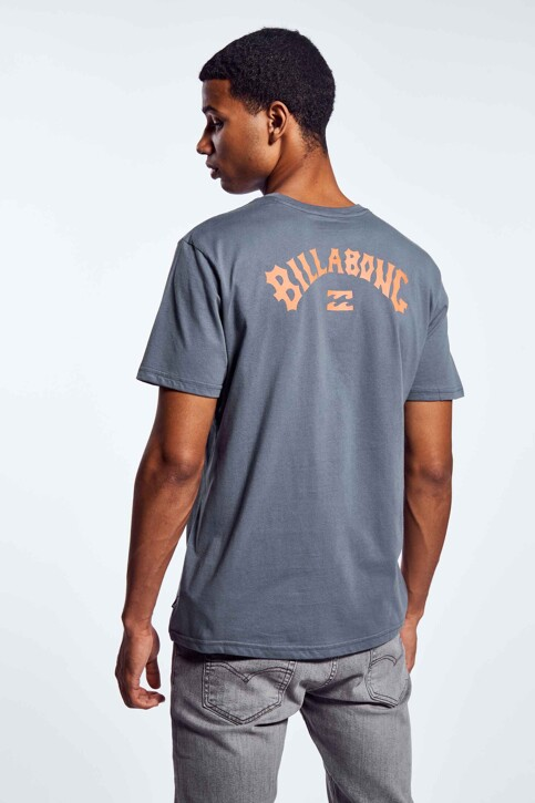 Billabong T-shirts (manches courtes) bleu Z1SS29BIF14375_4375 SLATE BLUE img3